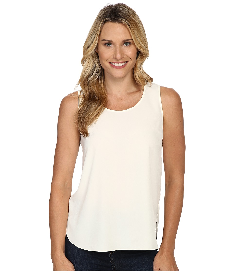 NYDJ - Clean Shell Tank (Vanilla) Women's Sleeveless