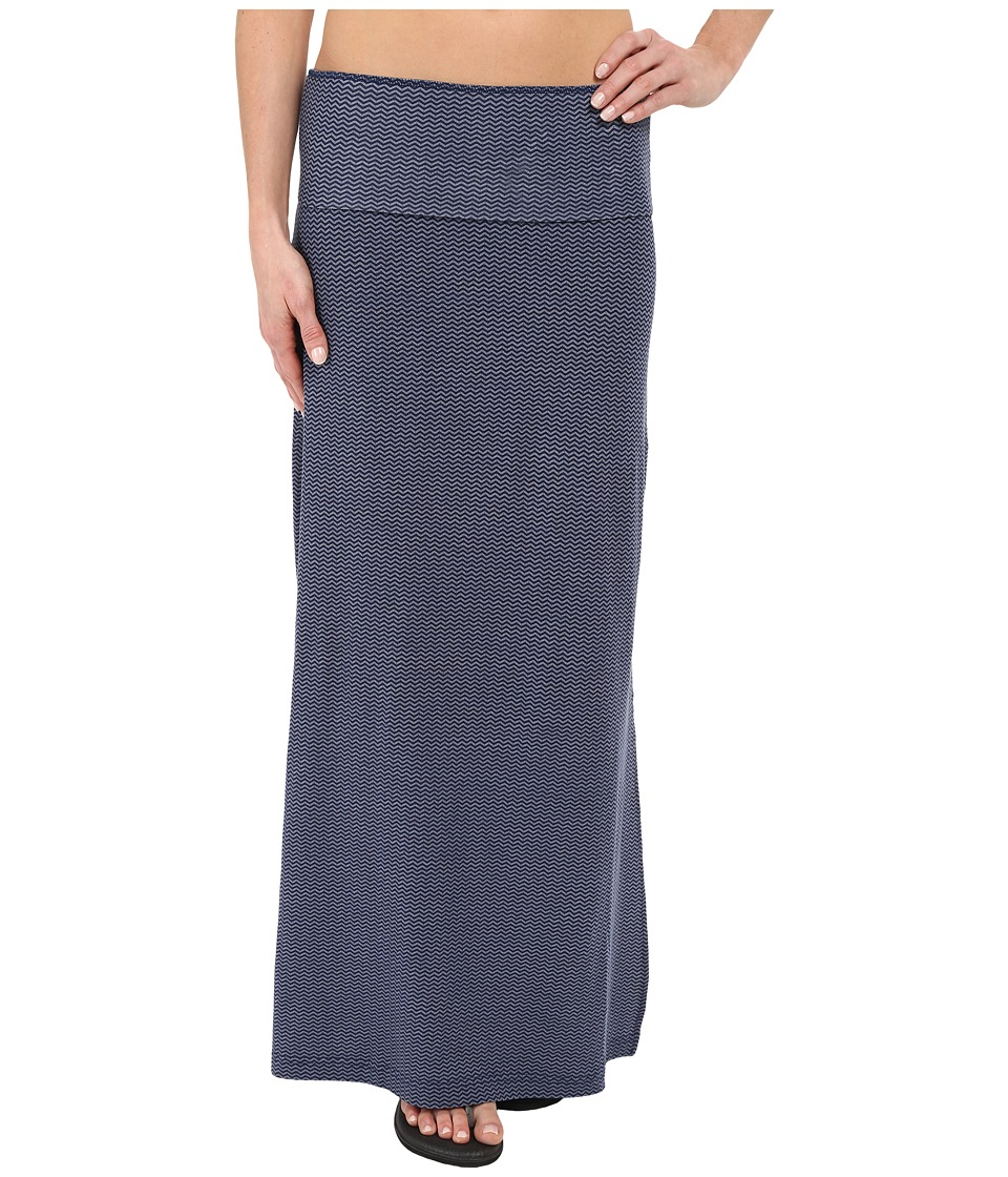 Carve Designs Mahalo Skirt (Anchor Chevron) Women