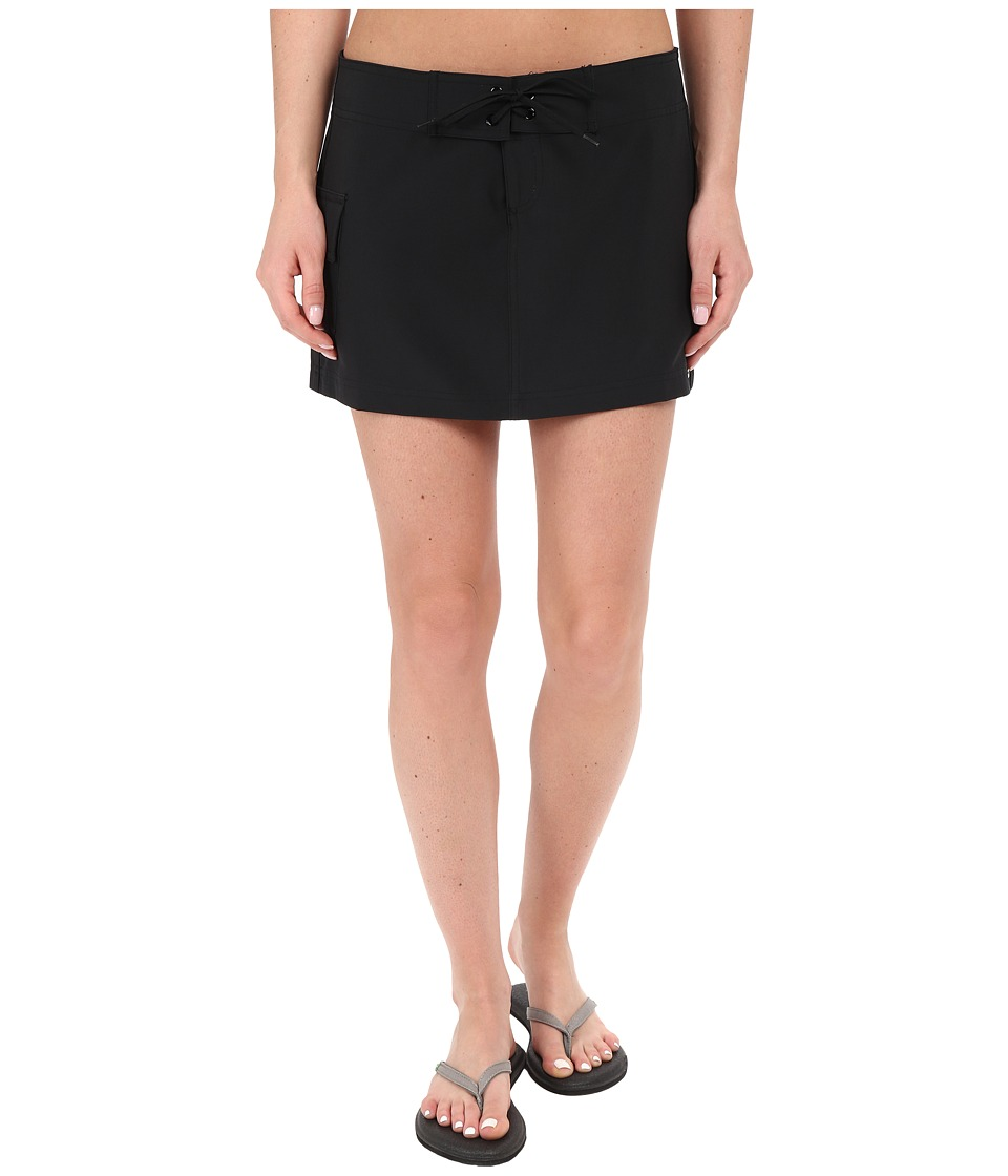 Carve Designs Del Rey Skirt (Black) Women