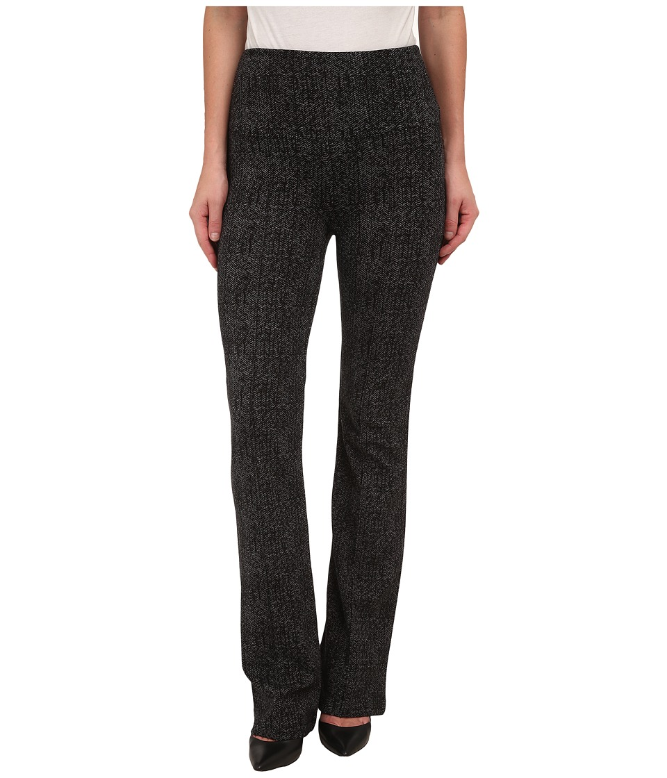 Lysse - Wide Leg Ponte Leggings (Herringbone) Women's Casual Pants