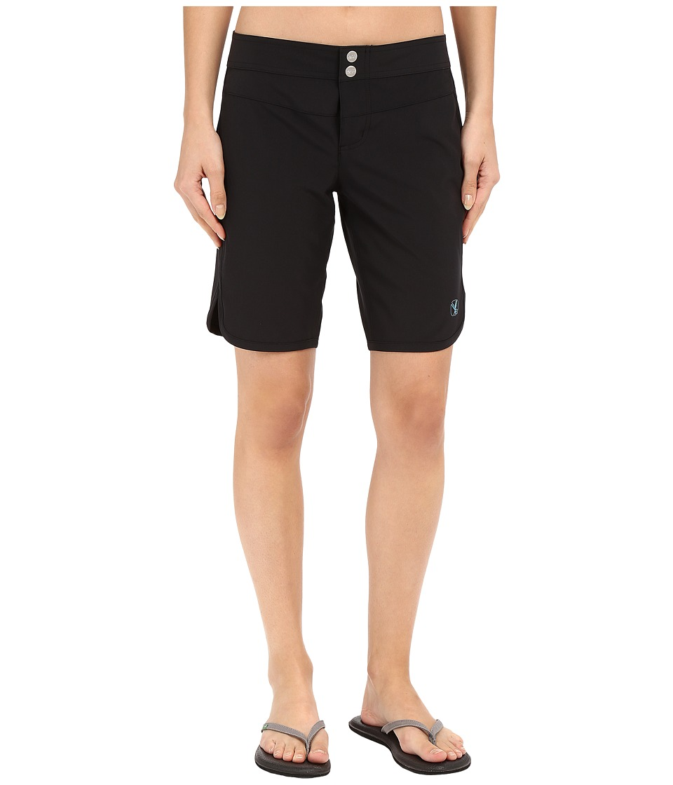 Carve Designs - Hatteras Shorts (Black) Women's Shorts