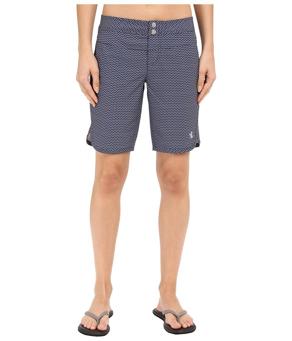 Carve Designs - Hatteras Shorts (Anchor Chevron) Women's Shorts