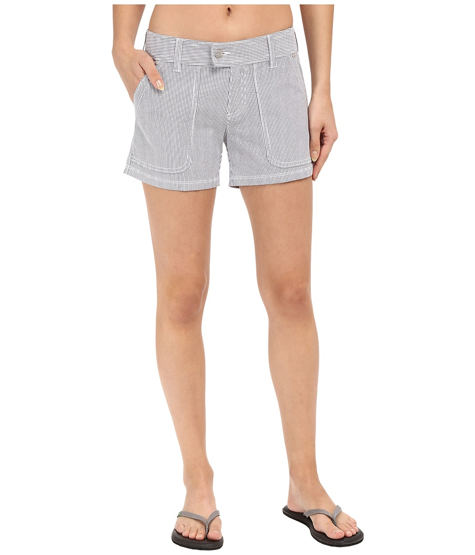 Carve Designs - Flatiron Shorts (Anchor Stripe) Women's Shorts