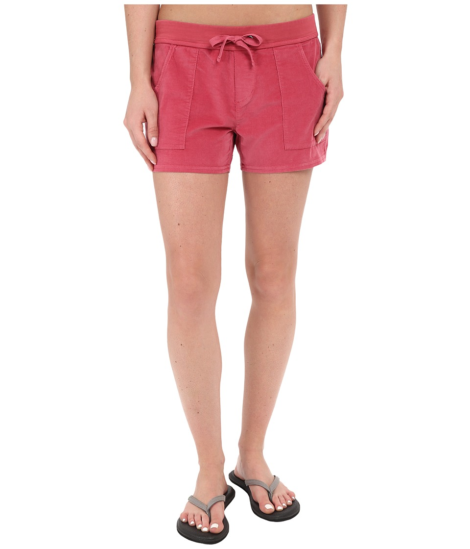 Carve Designs - Willow Shorts (Strawberry) Women's Shorts