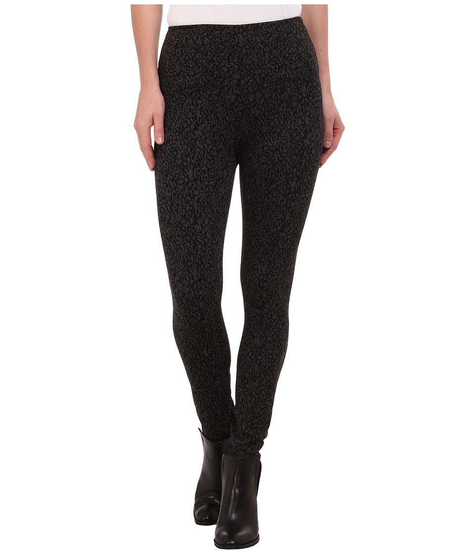 Lysse - Center Seam Ponte Leggings (Sketch Animal) Women's Casual Pants