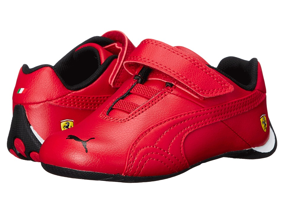 Puma Kids - Future Cat SF V (Toddler/Little Kid/Big Kid) (Rosso Corsa/Rosso Corsa) Boys Shoes