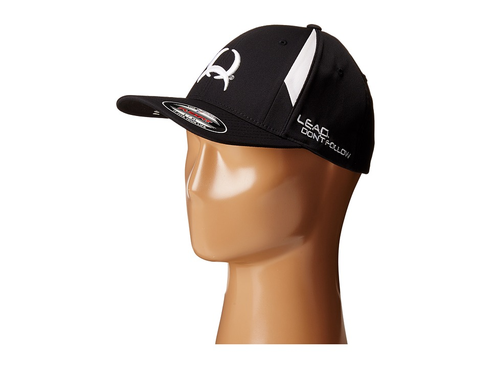 Cinch - Mid-Profile Athletic (Black) Caps