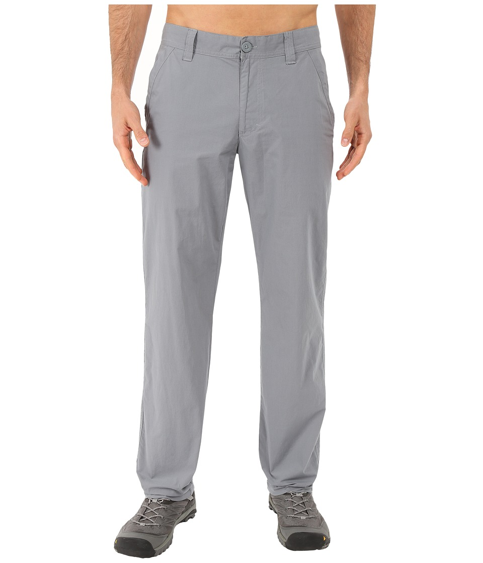Columbia - Washed Out Pants (Grey Ash) Men's Casual Pants