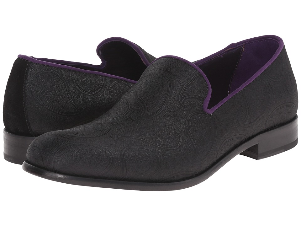 Robert Graham - Prince (Black) Men's Shoes