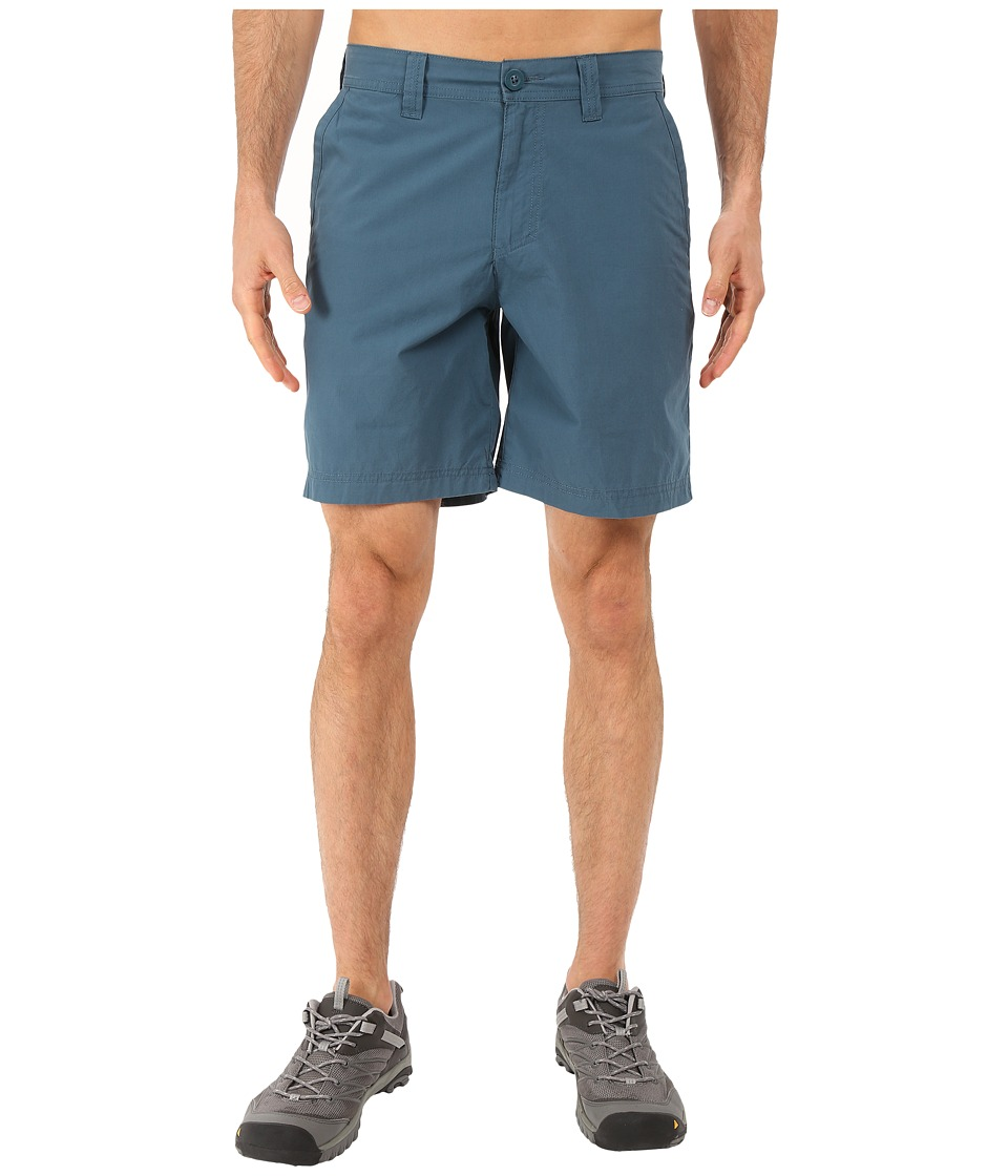 Columbia - Washed Out Short (Everblue) Men's Shorts