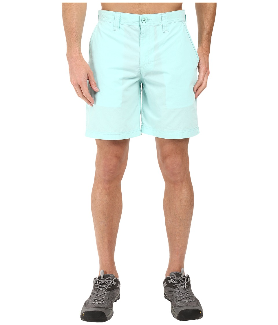 Columbia - Washed Out Short (Ocean Water) Men's Shorts