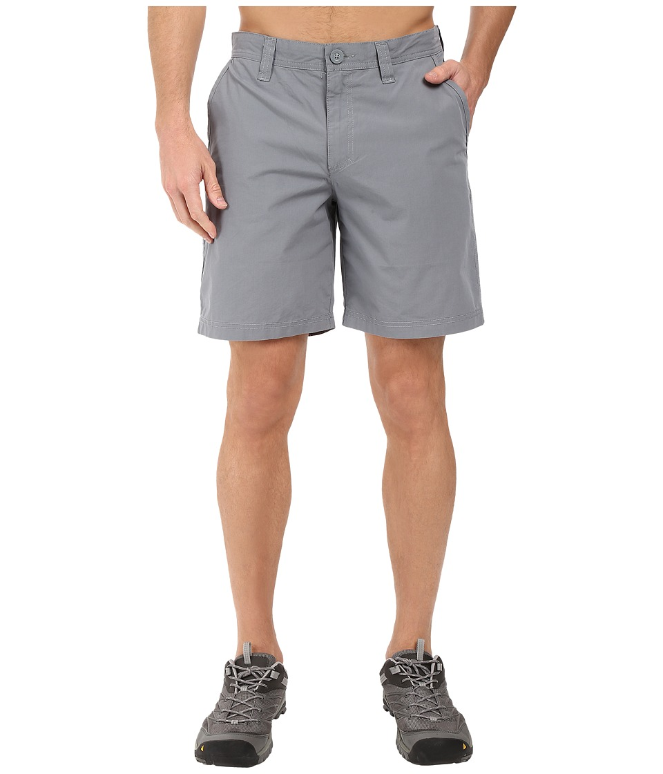 Columbia Washed Outtm Short (Grey Ash) Men