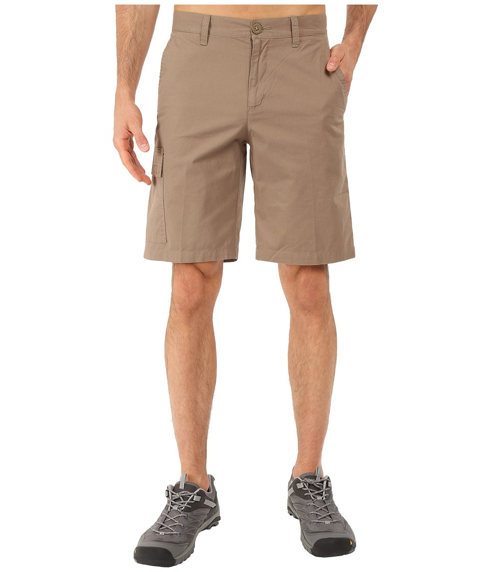 Columbia - Red Bluff Cargo Shorts (Flax) Men's Shorts