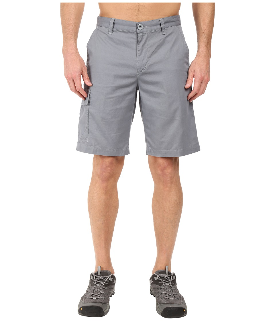 Columbia - Red Bluff Cargo Shorts (Grey Ash) Men's Shorts