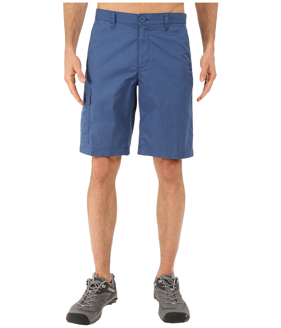Columbia - Red Bluff Cargo Shorts (Night Tide) Men's Shorts