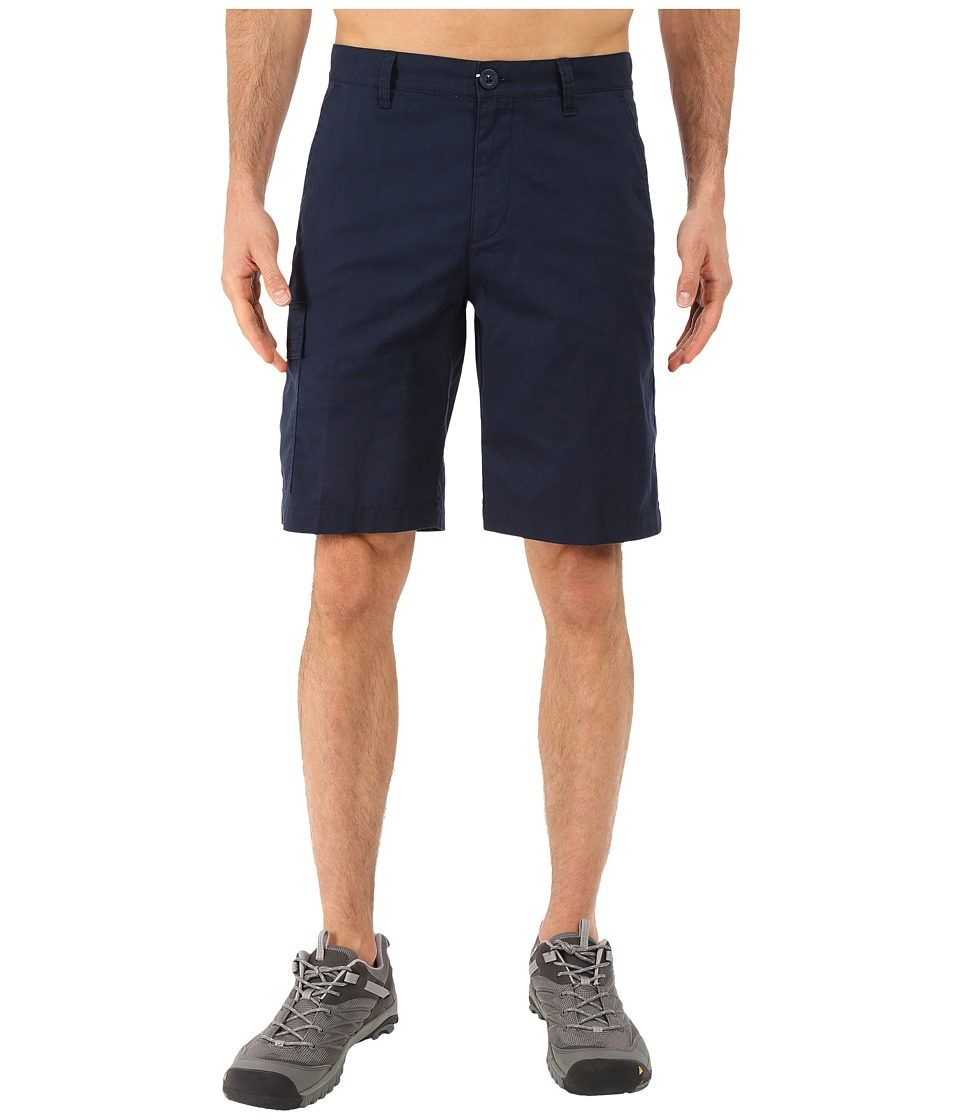 Columbia - Red Bluff Cargo Shorts (Collegiate Navy) Men's Shorts