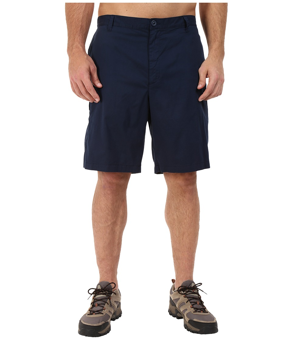 Columbia - Big Tall Red Bluff Cargo Shorts (Collegiate Navy) Men's Shorts