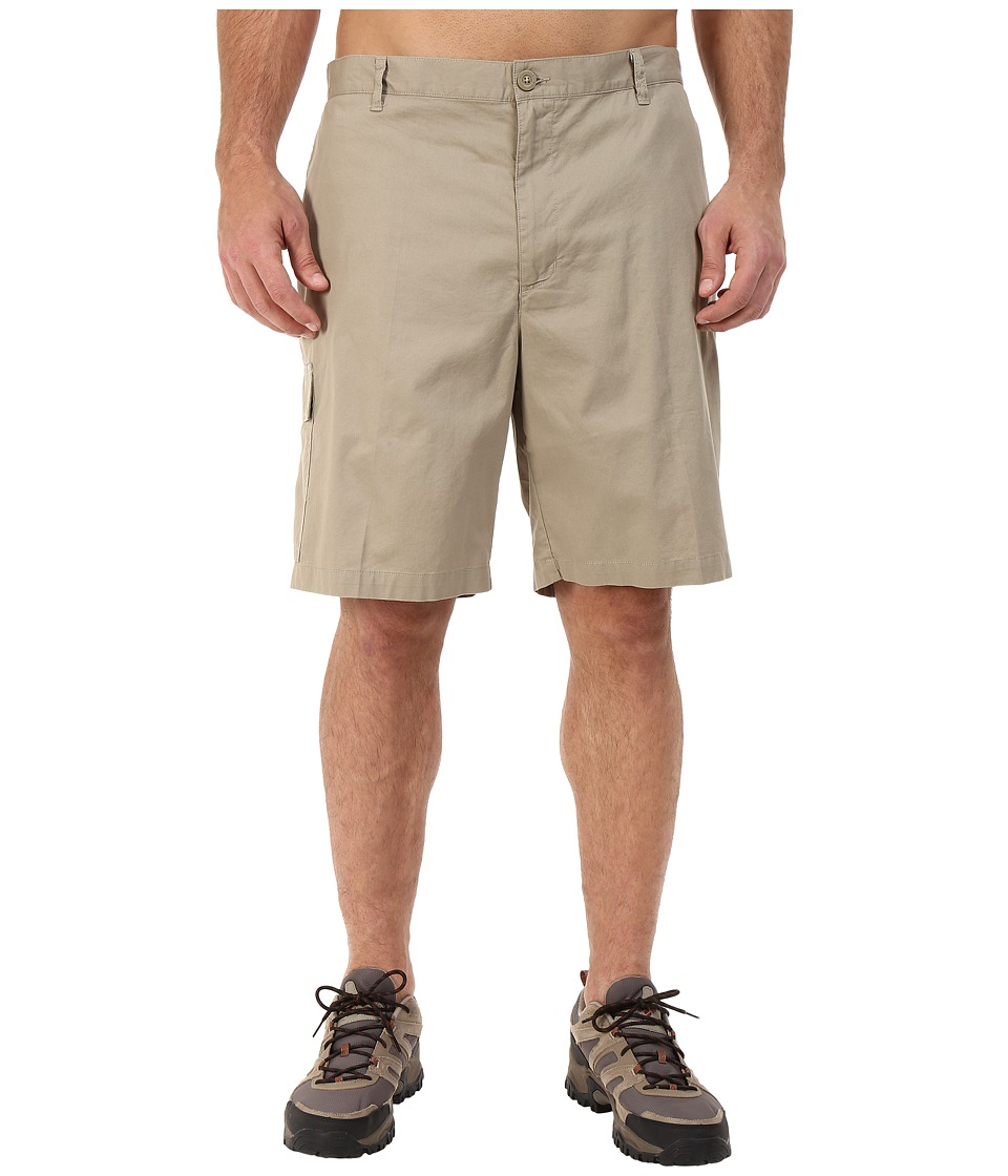 Columbia - Big Tall Red Bluff Cargo Shorts (Tusk) Men's Shorts