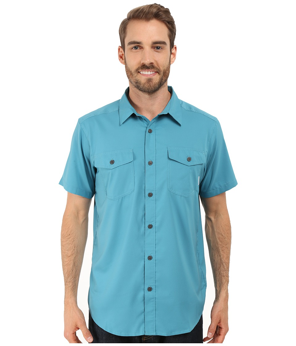 Columbia - Utilizer II Solid Short Sleeve Shirt (Shasta) Men's Short Sleeve Button Up