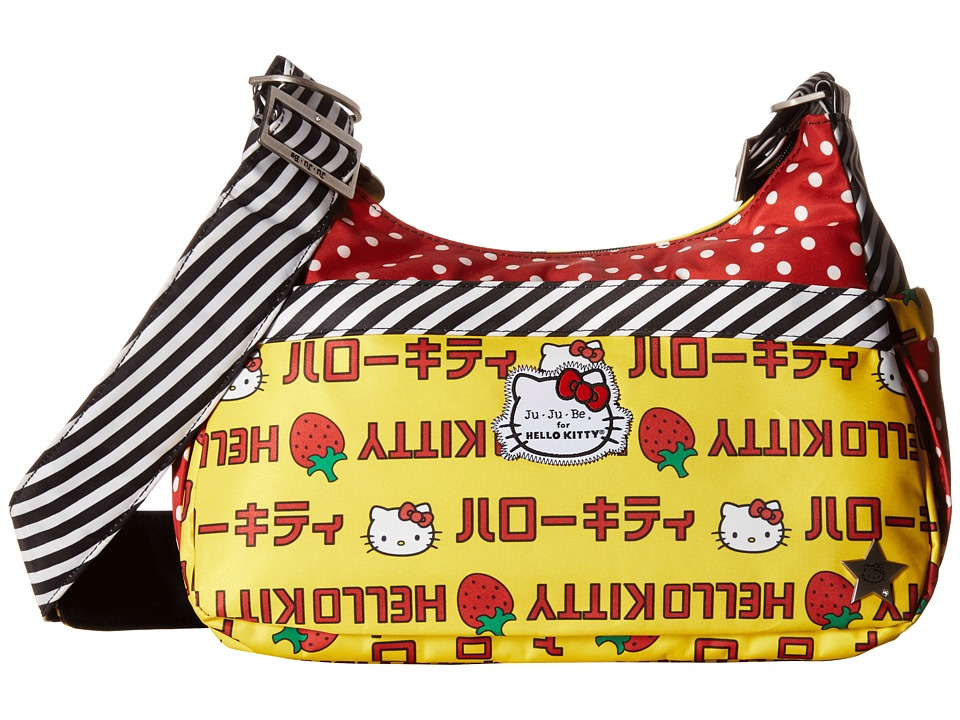 Ju-Ju-Be - Hello Kitty Hobo Be (Strawberry Stripes) Bags