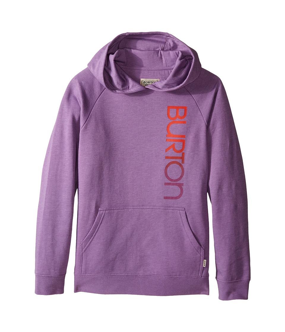 Burton Kids - Antidote Pullover Hoodie (Big Kids) (Dusty Grape) Girl's Sweatshirt