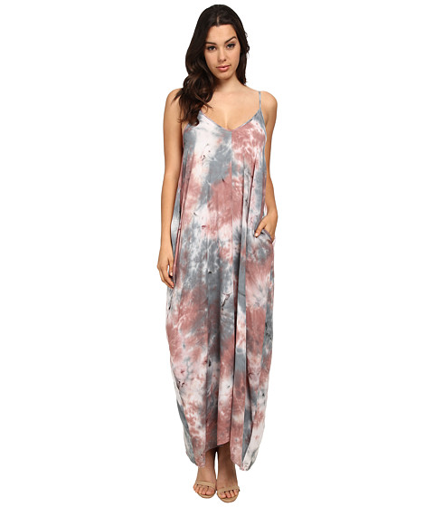 Gabriella Rocha - Alvera Dress (Brown Tie-Dye Multi) Women