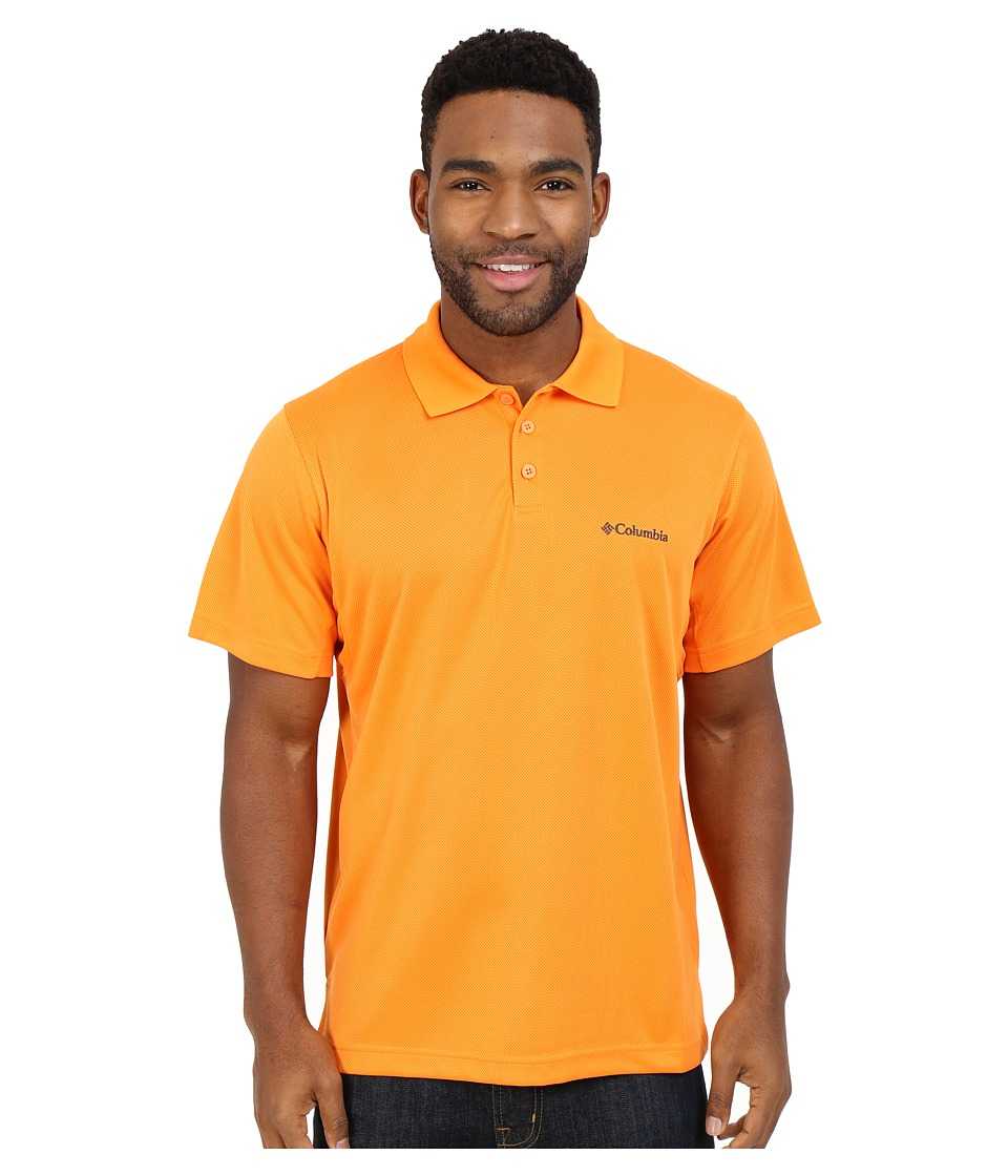 Columbia - New Utilizer Polo (Solar) Men's Short Sleeve Pullover