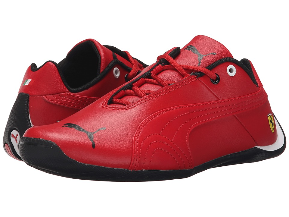 Puma Kids - Future Cat SF Jr (Little Kid/Big Kid) (Rosso Corsa/Rosso Corsa) Boys Shoes