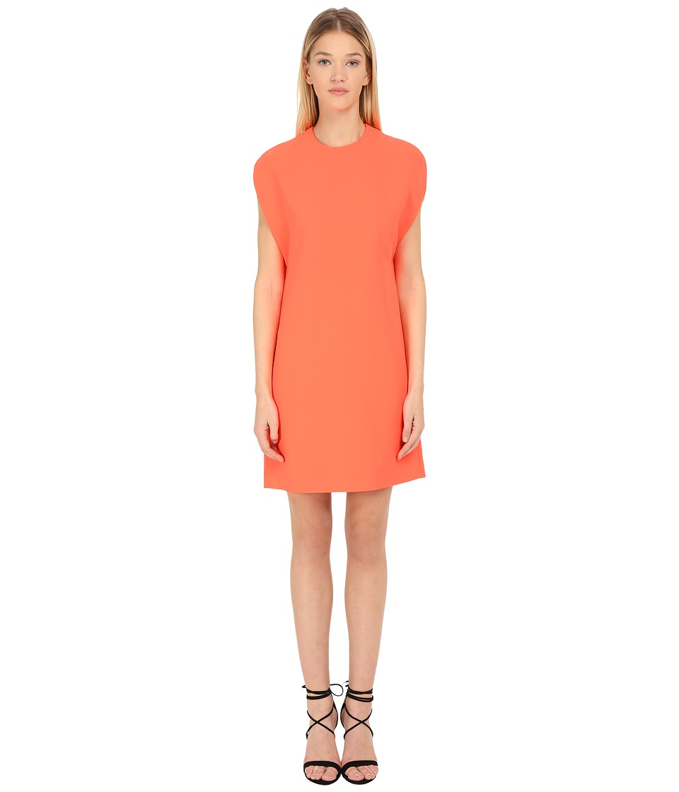 McQ - Cape Dress (Reflector) Women