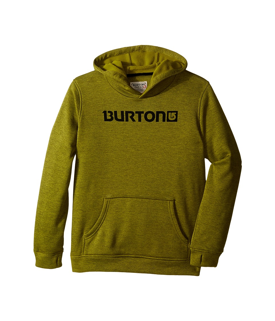 Burton Kids - Oak Pullover Hoodie (Little Kids/Big Kids) (Oasis Heather) Boy's Sweatshirt