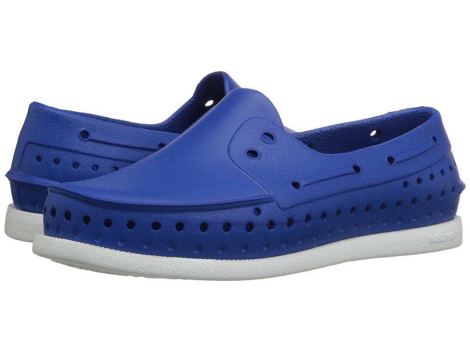 Native Kids Shoes - Howard (Toddler/Little Kid) (Victoria Blue) Kid's Shoes