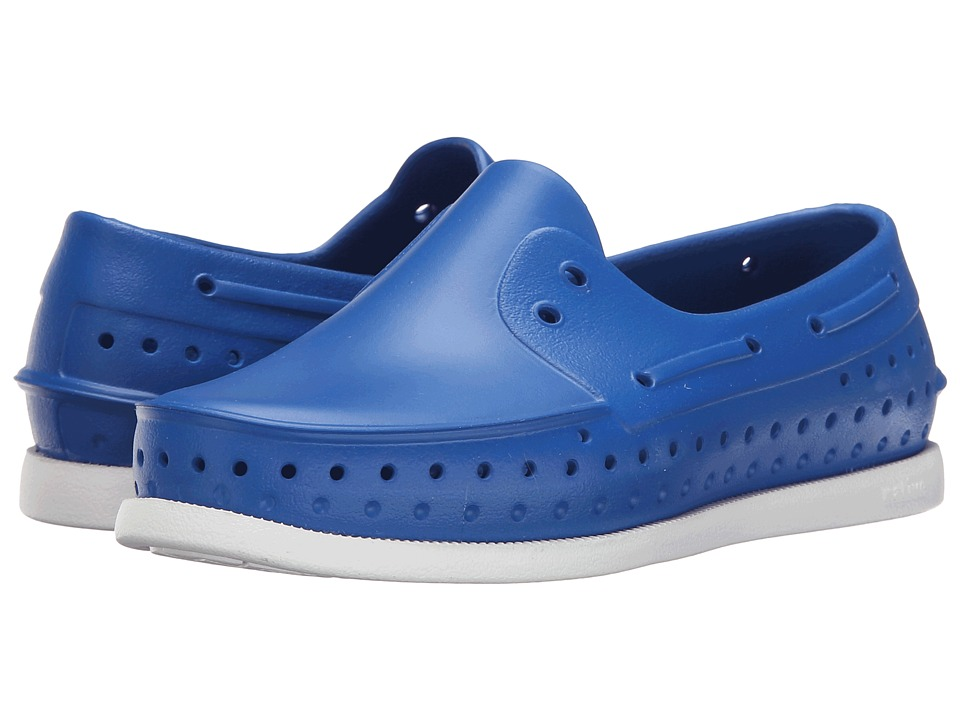 Native Kids Shoes - Howard (Little Kid) (Victoria Blue) Kid's Shoes
