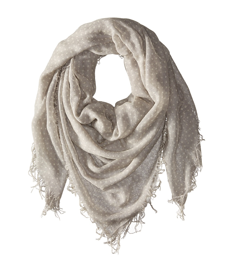 Chan Luu - Cashmere Silk Polka Dot Scarf (Paloma) Scarves