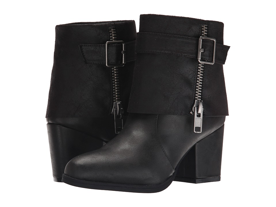 Michael Antonio - Modest (Black) Women's Pull-on Boots
