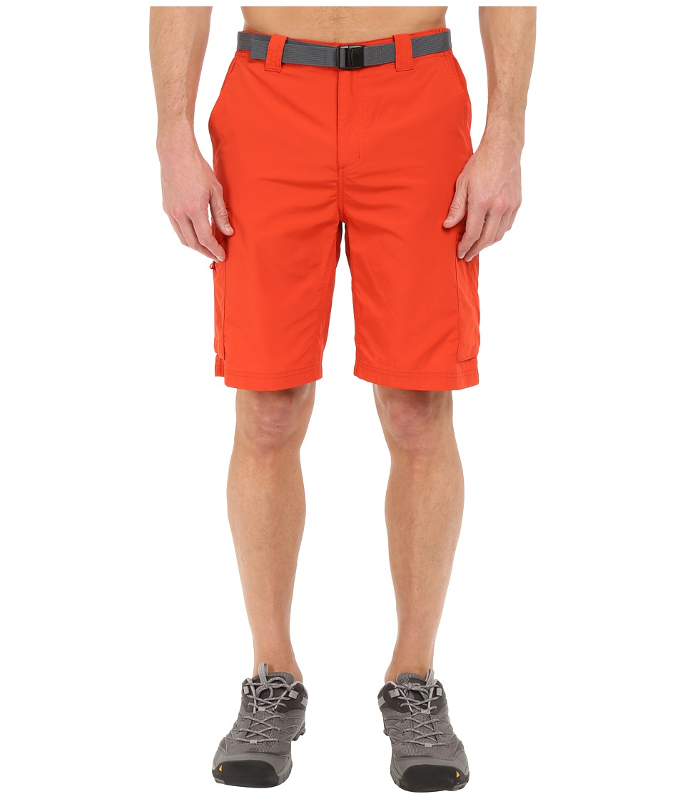Columbia - Silver Ridge Cargo Short (Super Sonic) Men's Shorts