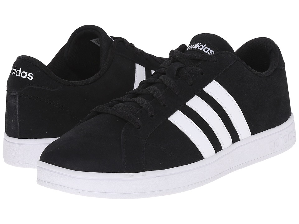 adidas - Baseline (Black/White/White) Men