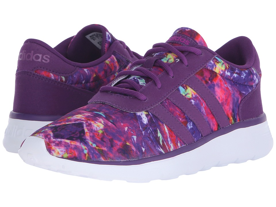 adidas - Lite Racer (Multi Color/Purple) Women's Shoes