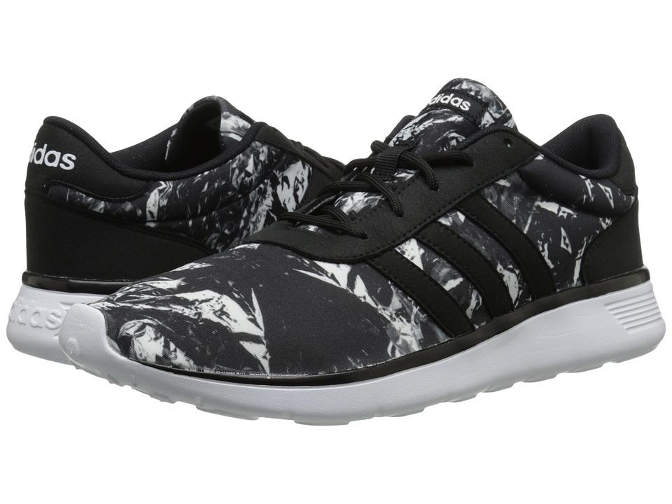adidas - Lite Racer (Black/White/White) Women's Shoes