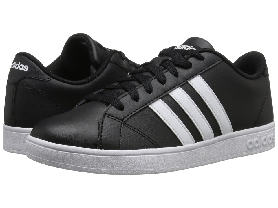 adidas - Baseline (Black/White/White) Women's Lace up casual Shoes