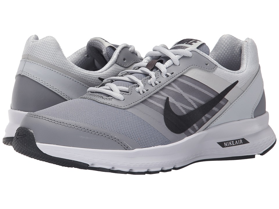 Nike - Air Relentless 5 (Stealth/Pure Platinum/White/Metallic Hematite) Men's Running Shoes