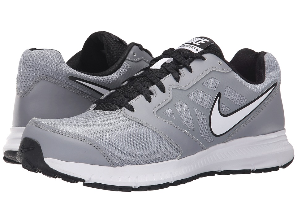 Nike - Downshifter 6 (Stealth/Black/White) Men's Running Shoes