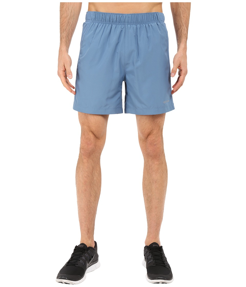 Columbia Zero Rules II Short (Steel/Stringer Pulls) Men