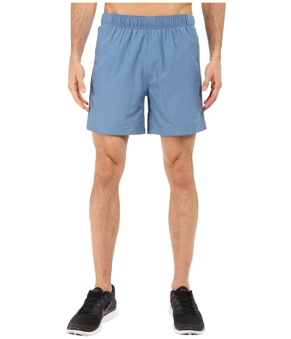 Columbia - Zero Rules II Short (Steel/Stringer Pulls) Men's Shorts