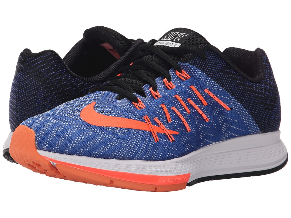 Nike - Air Zoom Elite 8 (Racer Blue/Sail/Black/Hyper Orange) Women's Running Shoes