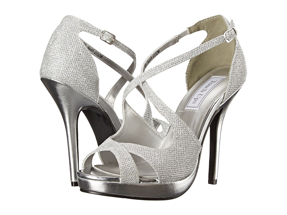 Touch Ups - Dana (Silver Shimmer) Women's Shoes