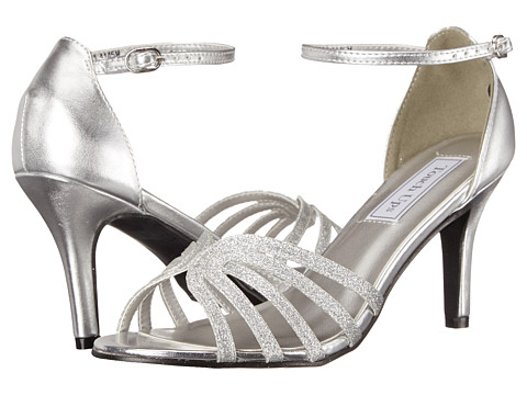 Touch Ups - Rapture (Silver Glitter) Women's Shoes