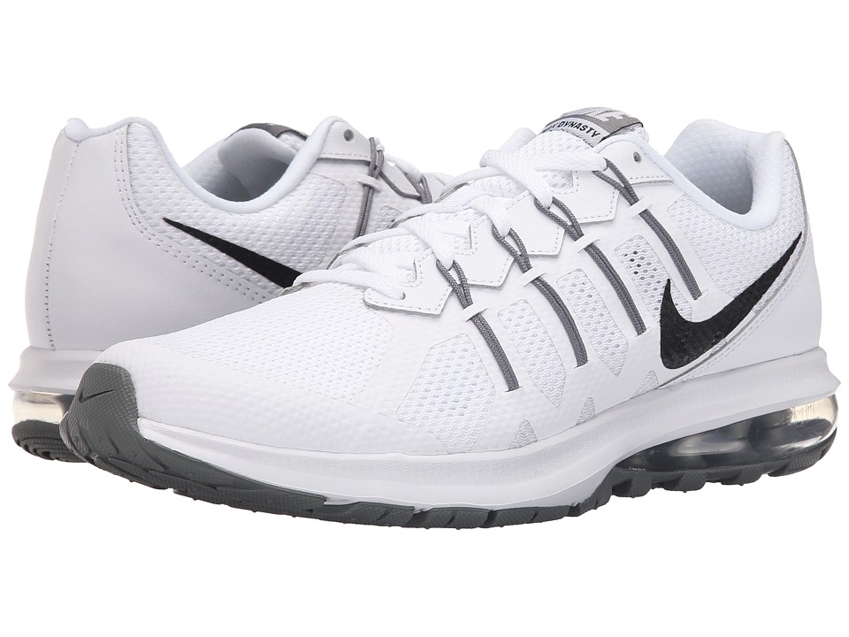 Nike - Air Max Dynasty (White/Cool Grey/Black) Women's Running Shoes