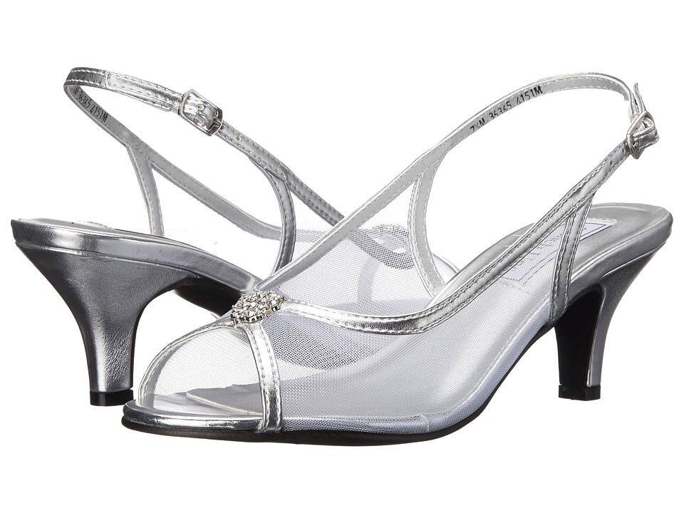 Touch Ups - Elite (Silver Metallic) Women's Shoes