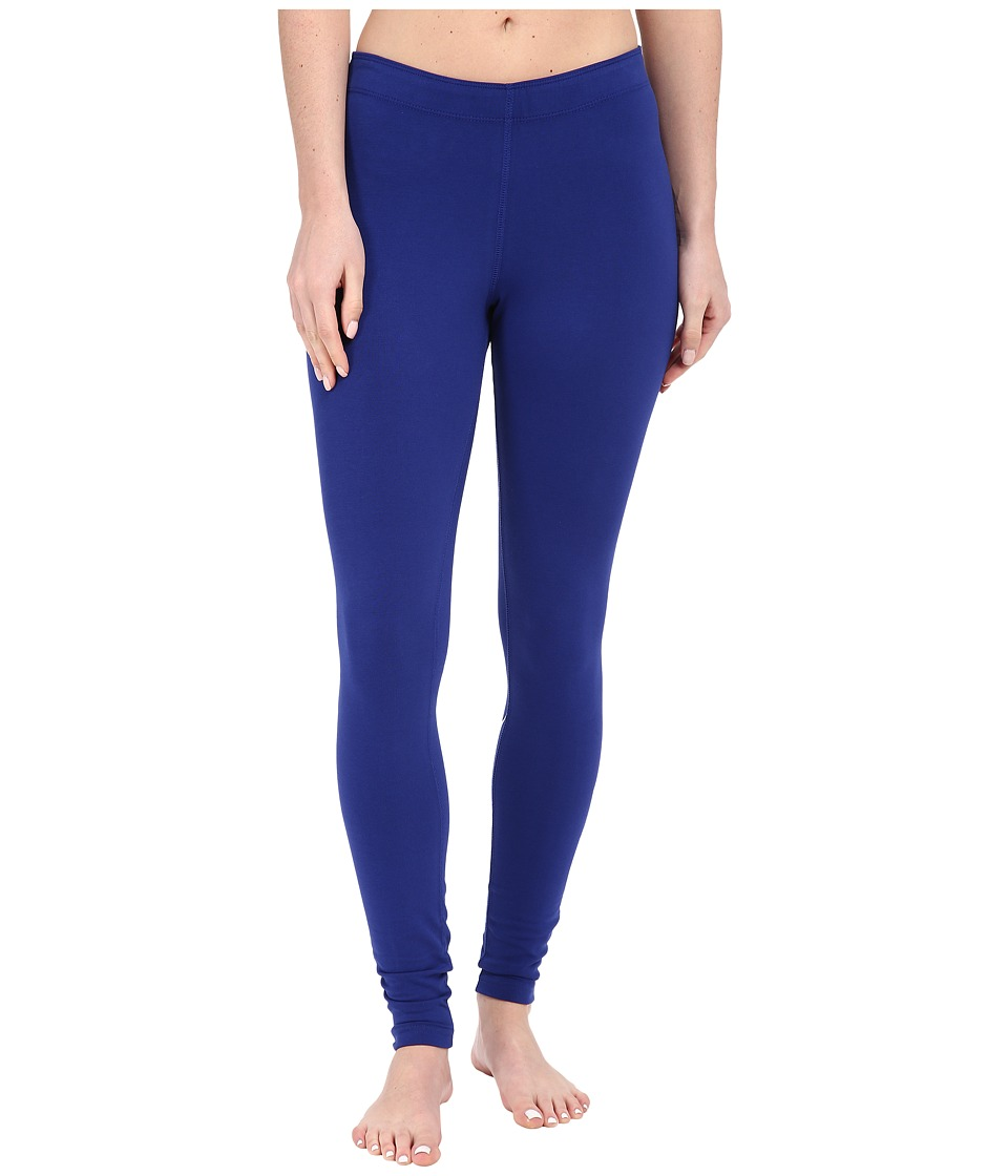 Nike - Leg-A-See Logo Legging (Deep Royal Blue/White) Women's Casual Pants