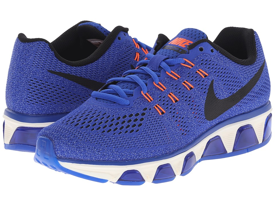 Nike - Air Max Tailwind 8 (Racer Blue/Chalk Blue/Hyper Orange/Black) Women's Running Shoes